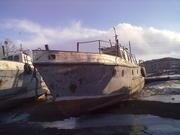 катер рыболоветский тип СМД-40