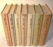 Книги (подписные издания,  комплекты)