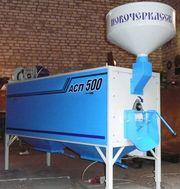 Оборудование подготовки  зерна для производства тара и жареных семечек
