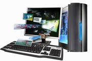 Обслуживание ПК,  систем видеонаблюдения,  сетей.