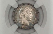 продам монету дайм барберы 1894 года