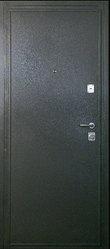 Дверь металлическая,  холодная,  с полимерным покрытием,  сталь 2 мм.