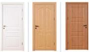 Деревянные  двери из сосны.