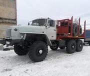 Продам Лесовоз Урал 43204 в Усть-Каменогорске