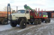 Продам Лесовоз Урал 43204 с манипулятором в Усть-Каменогорске