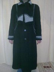 Продам пальто драповое женское