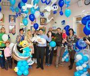 Встреча новорождённых в Усть-Каменогорске