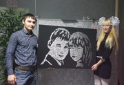 Шоу «Звёздный портрет» в Усть-Каменогорске