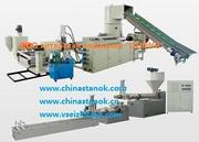 гранулятор для переработки отходы пленки из Китая низкая цена