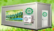 Гидропонное оборудование для выращивания готового корма. Усть-Каменог
