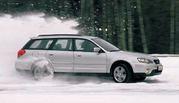 Subaru Outback реальный пробег менее 105 000 км от первого владельца