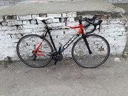 Продам шоссейный велосипед Biwec