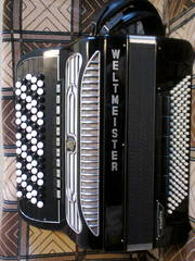 Продаю кнопочный аккордеон (баян) Weltmeister-supita