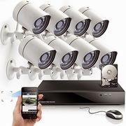 Установка систем видео наблюдения , охранно-пожарная сигнализации. ВКО