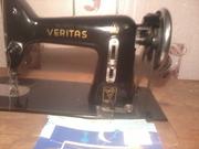 продаем немецкую швейную машинку veritas
